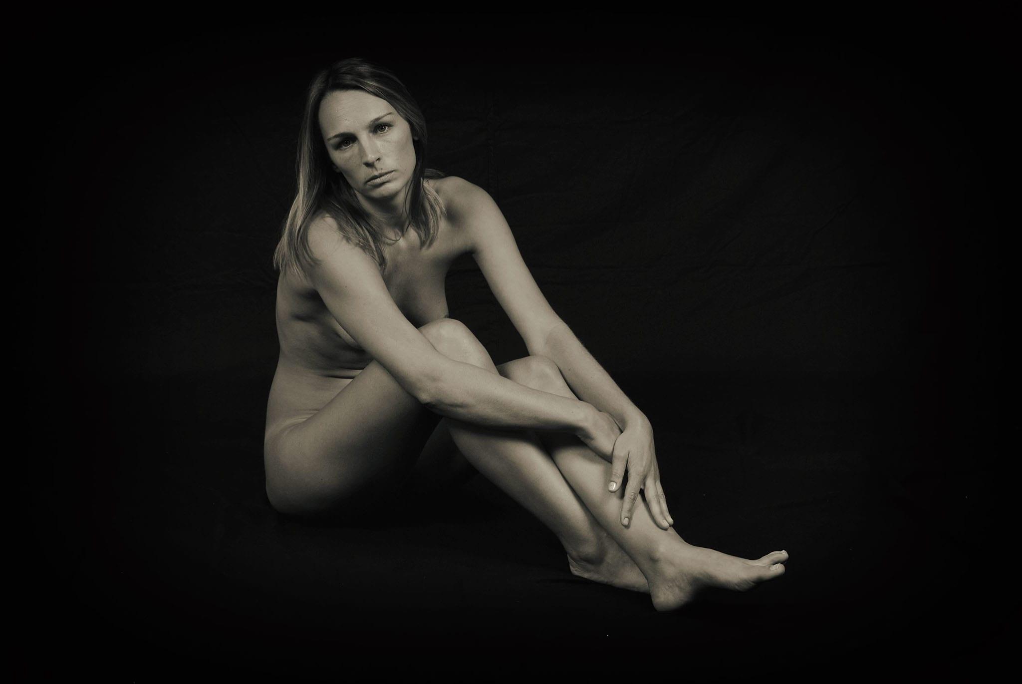 Akt 04 - Akt Nude Act Aktfotografie Erotik Erotic