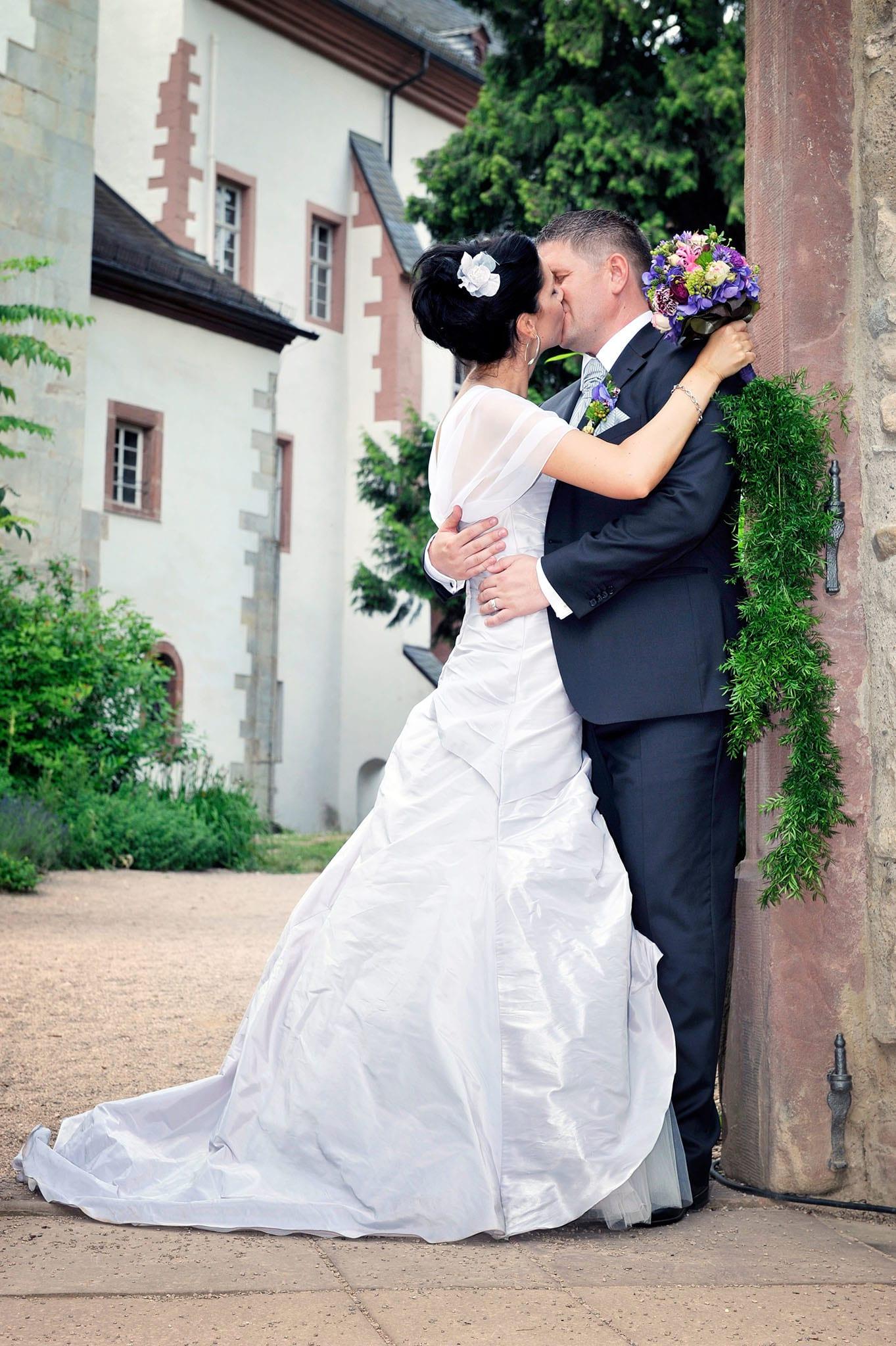 Hochzeit 021 Brautpaar Braut Bräutigam Hochzeit heiraten Hochzeitsfoto Ehe Brautkleid Anzug Hochzeitsfotografie Daniel Fuss Fotografie