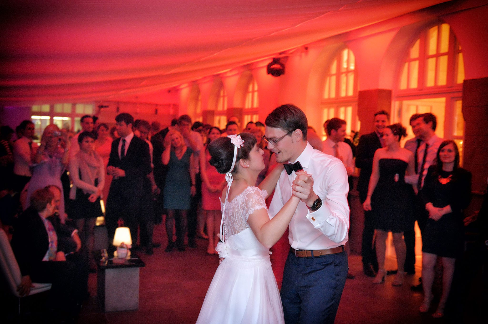Hochzeit 051 Brautpaar Braut Bräutigam Hochzeit heiraten Hochzeitstanz Hochzeitsfotografie Daniel Fuss Fotografie